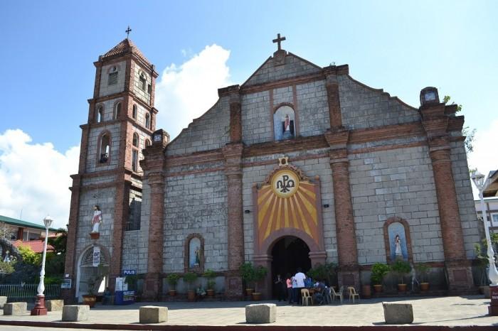 バワンの教会の写真