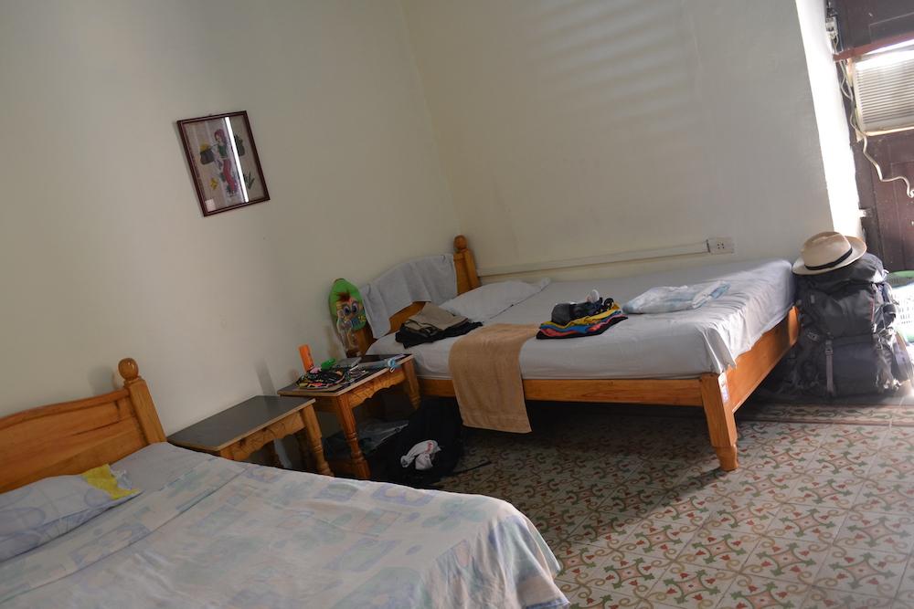 キューバ・ハバナの民宿ホアキナ(客室)の写真