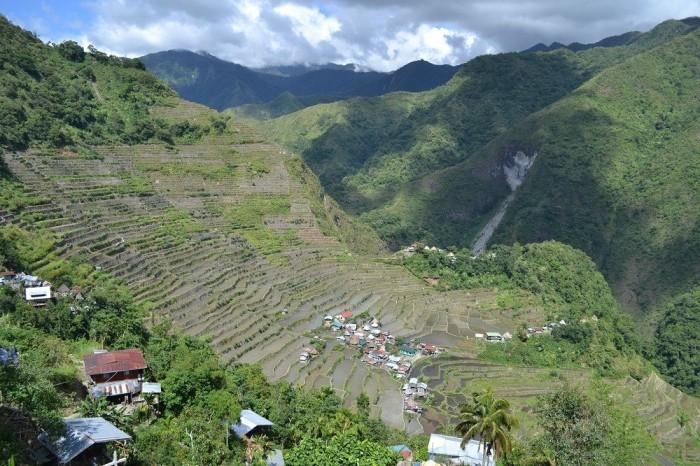 バタッド村の写真