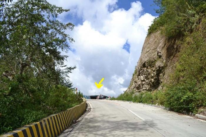 山の頂上の写真