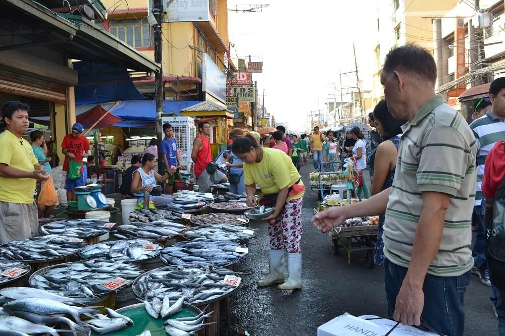 フィリピン観光|マニラ・パサイの日曜市がいい感じでした~