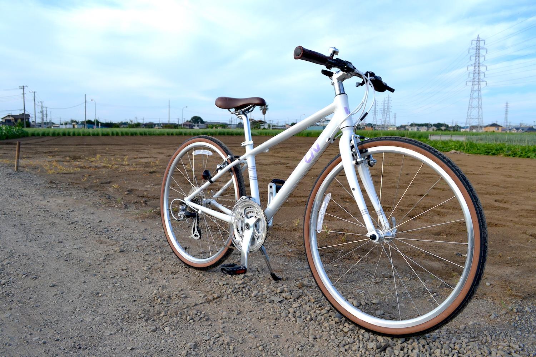 日本一周旅行用クロスバイクGIANTのFREEDAの写真