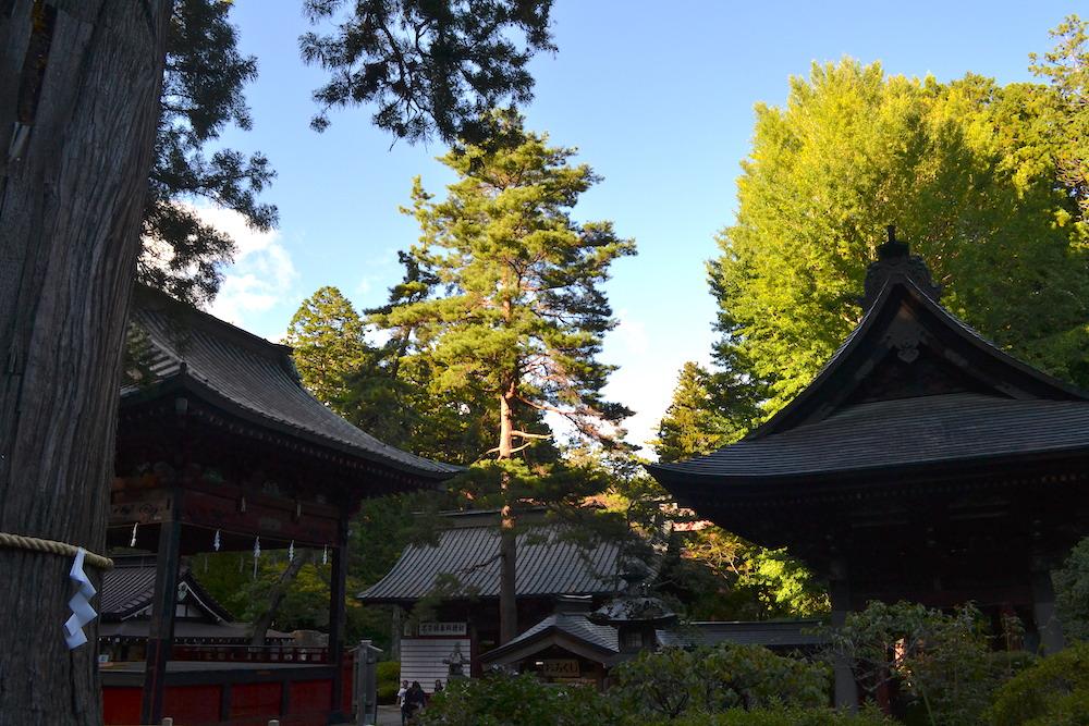 北口本宮冨士浅間神社(全体)の写真