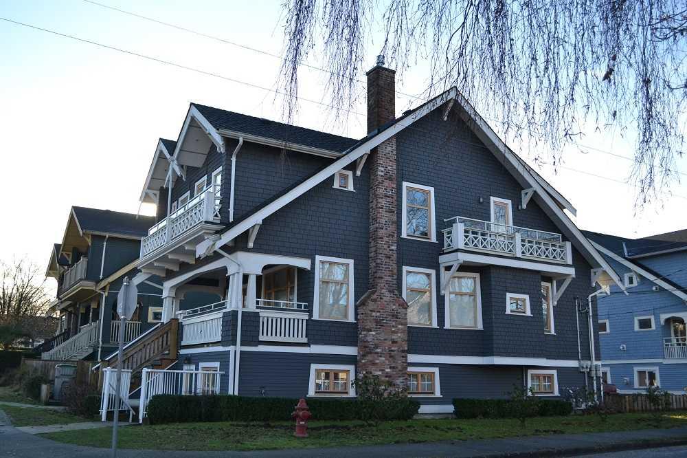 かわいい家の写真