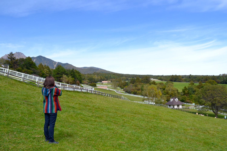 山梨県八ヶ岳まきば公園の写真