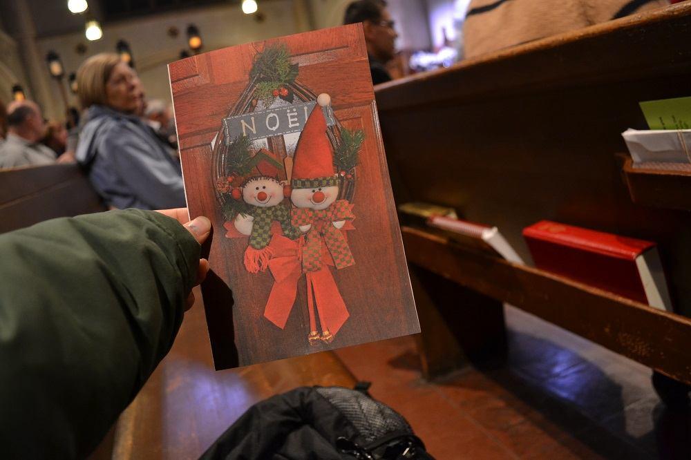 カナダ|クリスマスイブの教会(ミサ)での過ごし方が気になったので行ってみた。