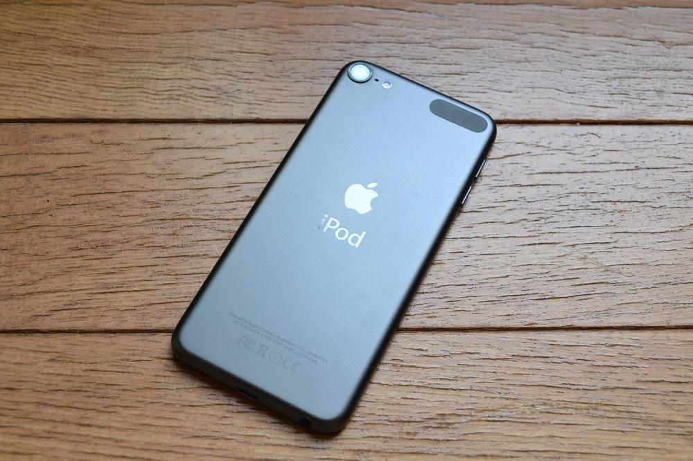 iPodtouchの写真