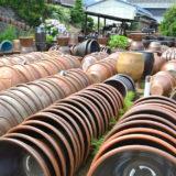 徳島県鳴門市の特産品・大谷焼の写真