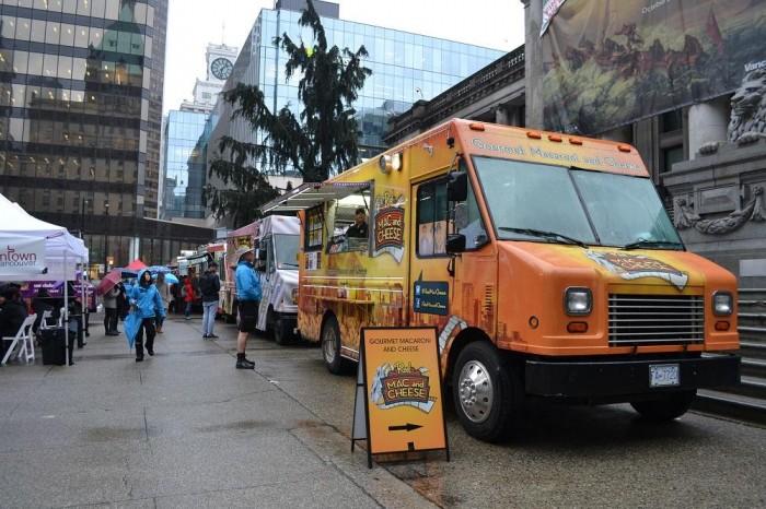 Street food city Vの写真