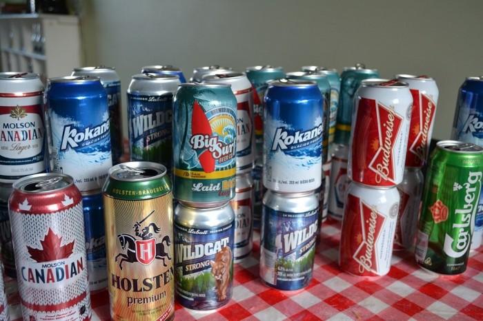 カナダのビールの写真
