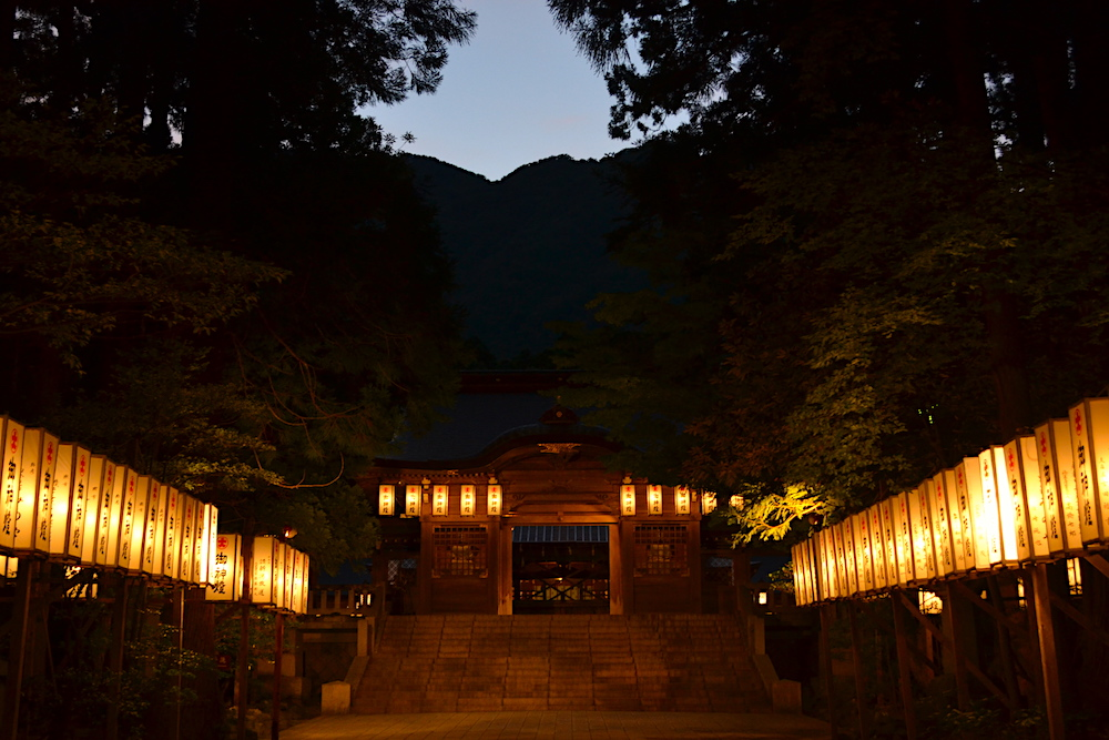 八百万の神さまが暮らす国|日本を一周して見えた日本の魅力♪