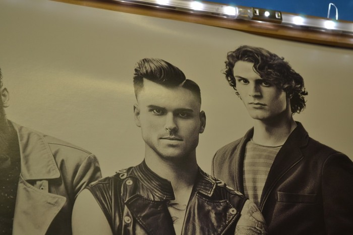 バンクーバーのヘアモデル2の写真