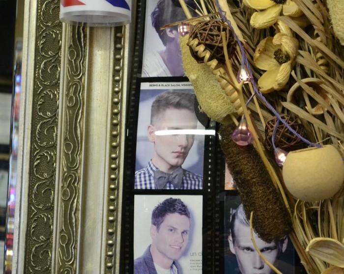 バンクーバーのヘアモデルの写真
