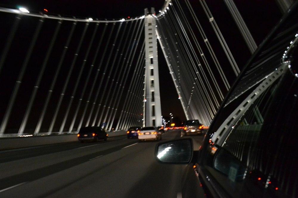 サンフランシスコの橋の写真