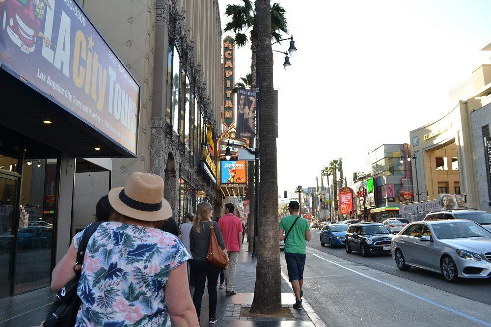 ハリウッドBlvdの写真
