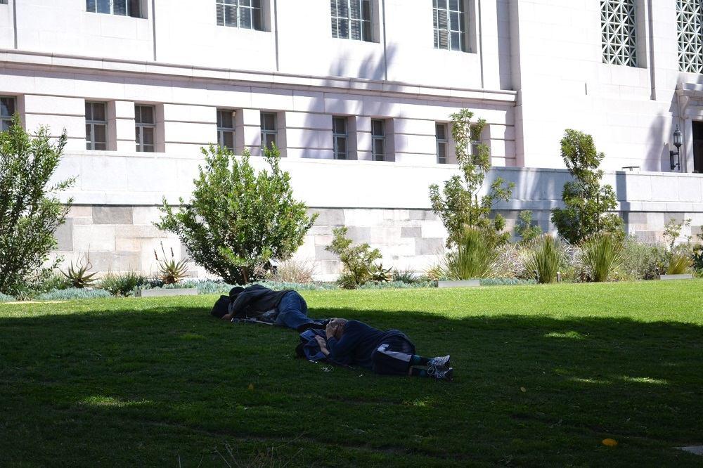 ロス市庁舎の写真