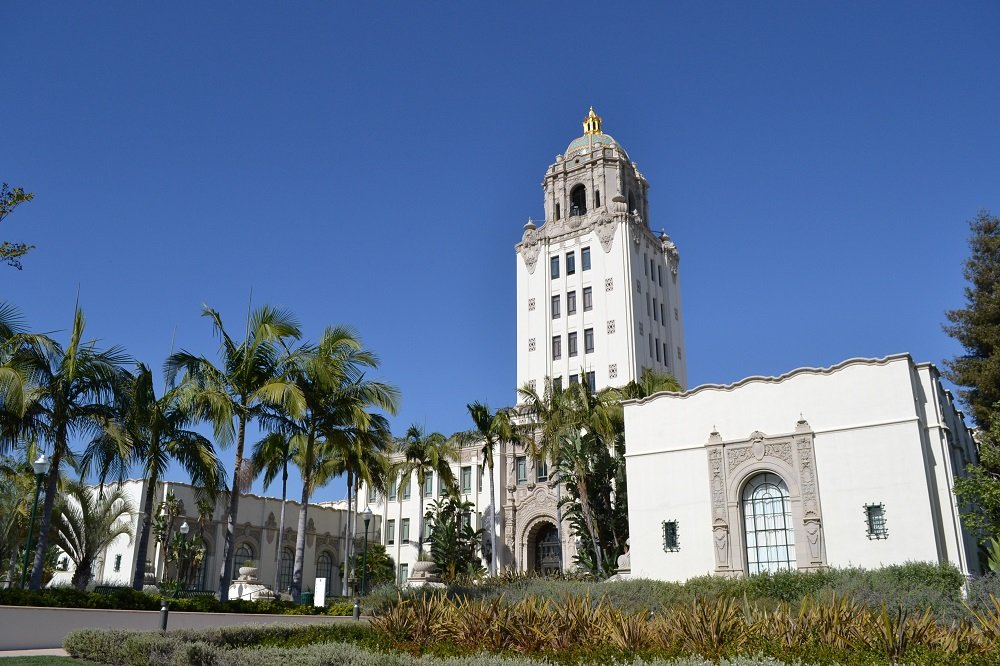 ビバリーヒルズ市庁舎の写真