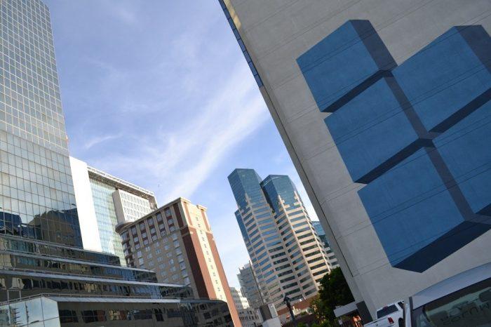 サンディエゴのビルの写真