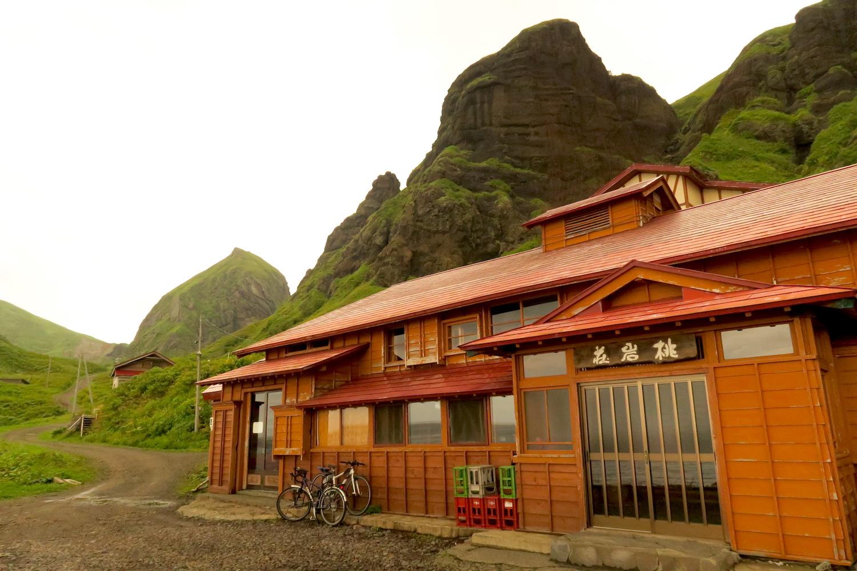 北海道礼文島ユースホステル桃岩荘の写真