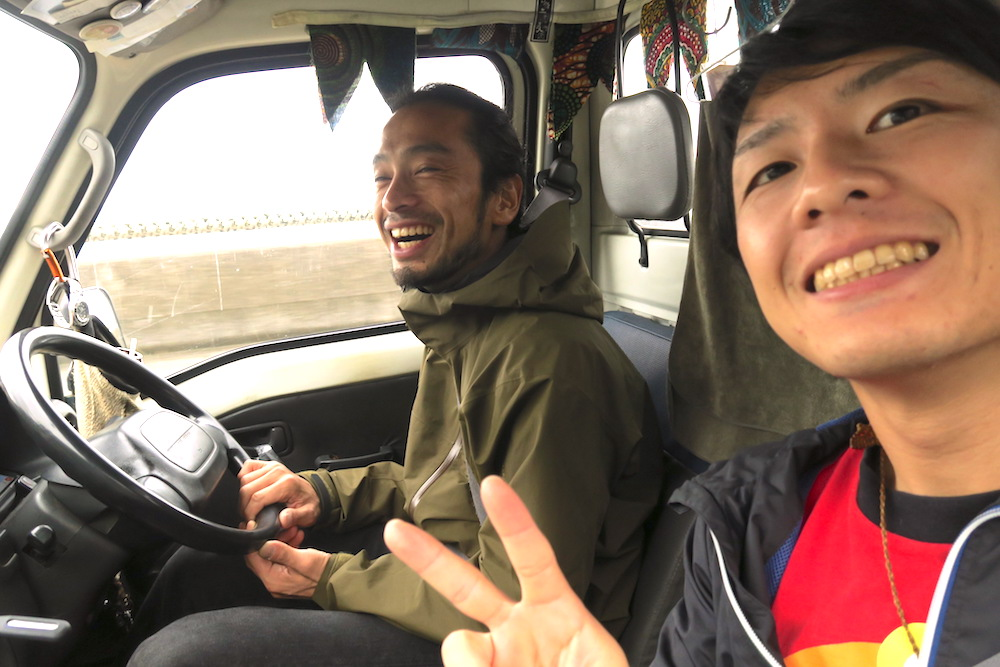季節労働愛媛県みかんアルバイト(トラックで現地に向かいます)の写真
