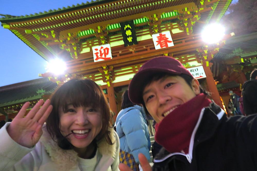 FMびざん・お月様ラジオDJ:Yuiちゃんと鎌倉へ、の写真
