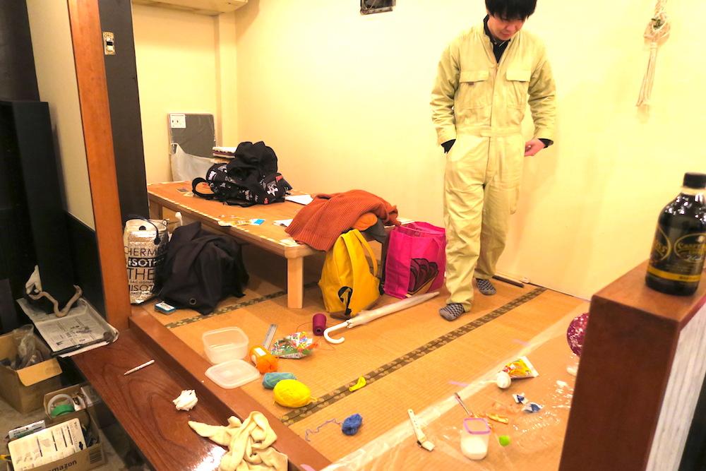 カフェ竜ちゃん本駒込店(改装中・お座敷)の写真