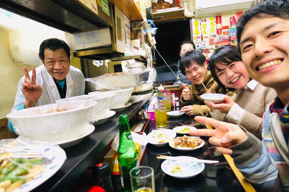 神奈川県横浜市の台湾料理屋さんの写真