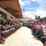 メキシコ|サンフアンチャムラのお祭り(チャムラ族とシナカンタン族)の写真