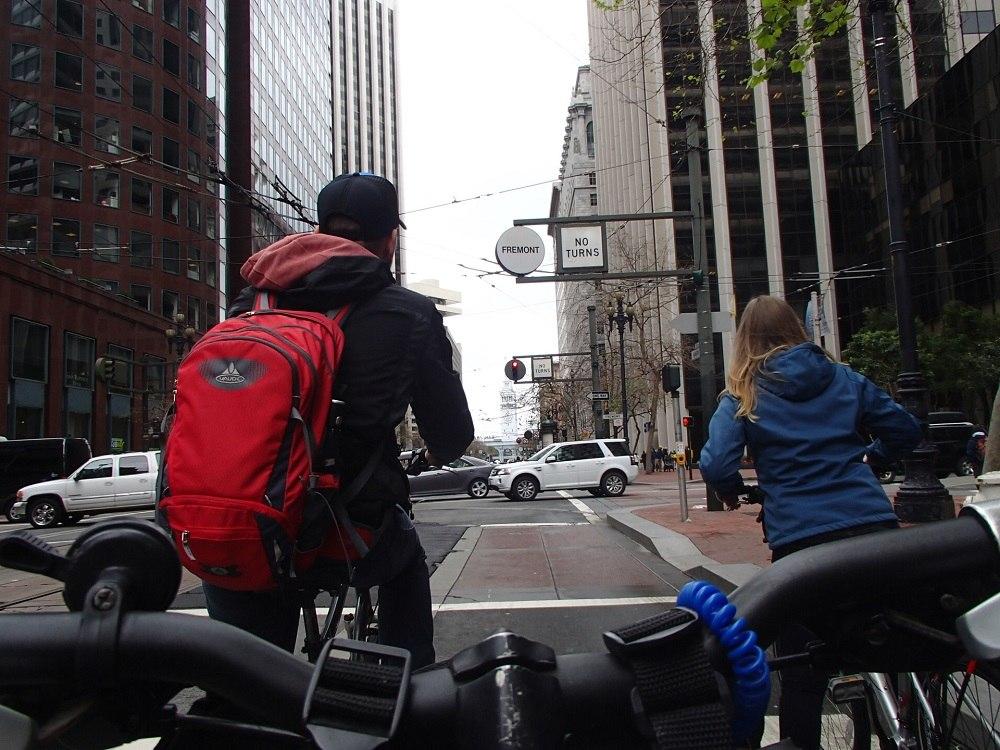サンフランシスコ観光ならレンタル自転車でサイクリングが便利!