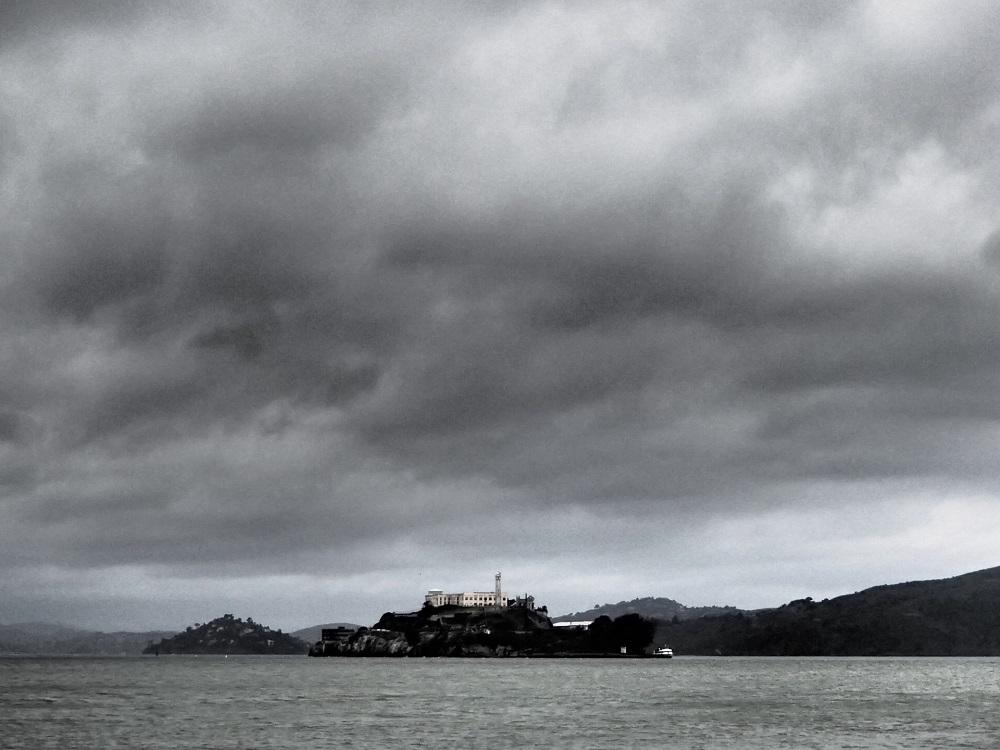 アルカトラズ島の写真