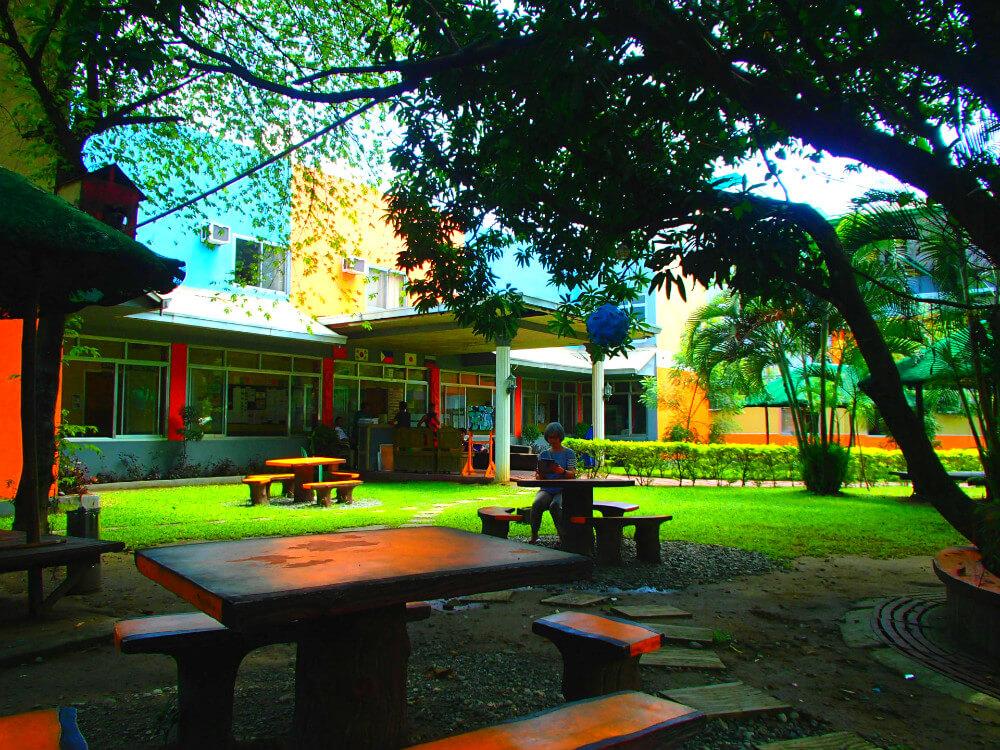 フィリピン、ルソン島にてCNE1英語留学始めました!田舎のぬくもり感じます。
