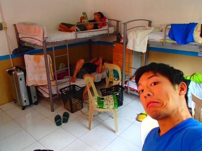 CNE1の部屋の写真