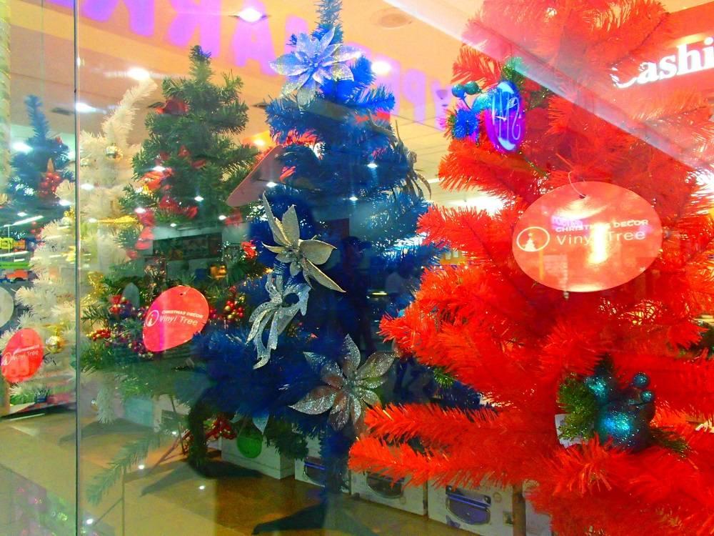 衝撃!フィリピンは9月から、つまり1年の1/3はクリスマスムードです!