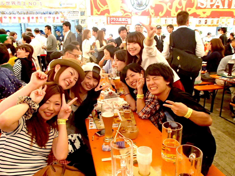 横浜オクトーバーフェストの写真