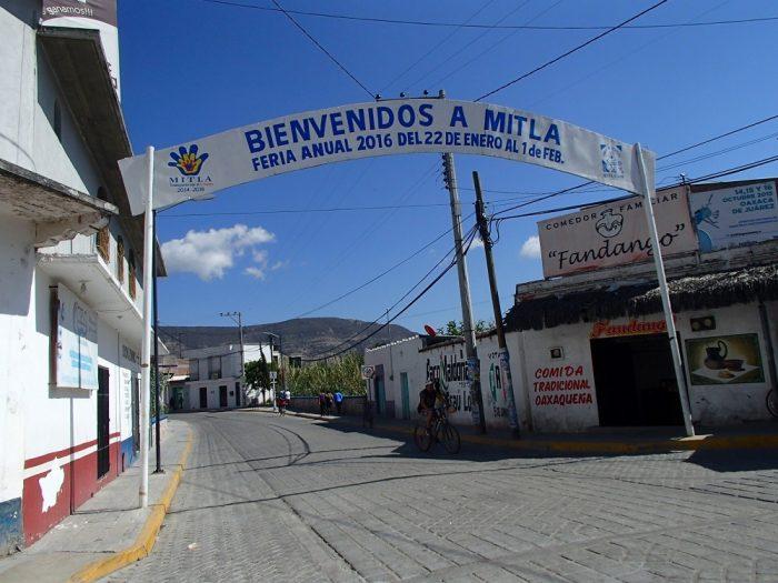 ミトラ(Hierve el Agua)の写真