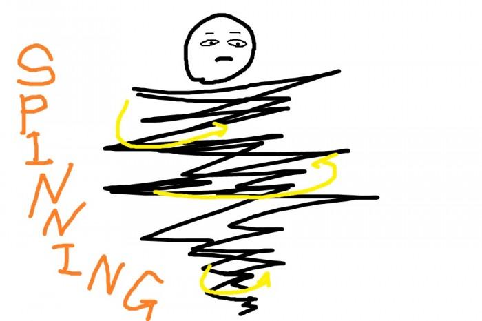SpinningManの写真