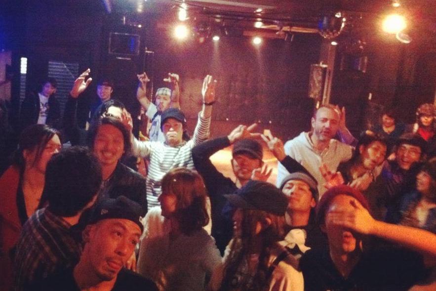 藤沢市朝日町バラダイスのクラブイベントの写真