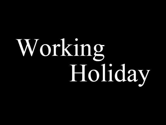 workingholidayblack
