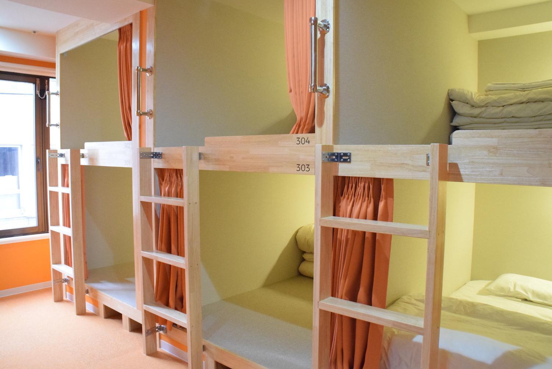 Hostel Anchorage(女性用ドミトリー)の写真
