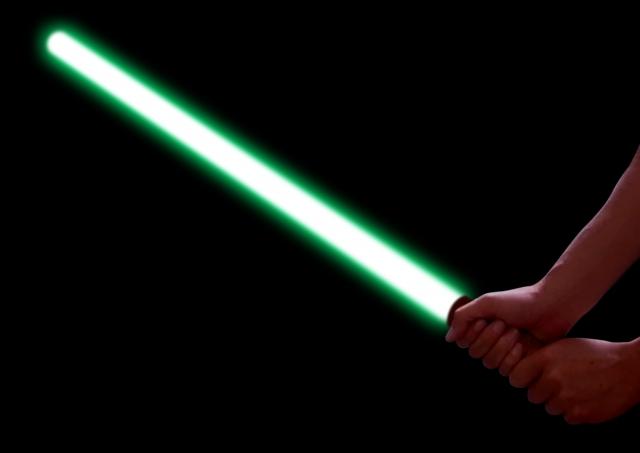 lightsaberの写真
